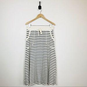 Saturday Sunday Medium Ninette Striped Maxi Skirt